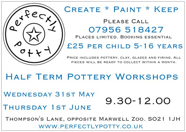 pottery classes Sussex